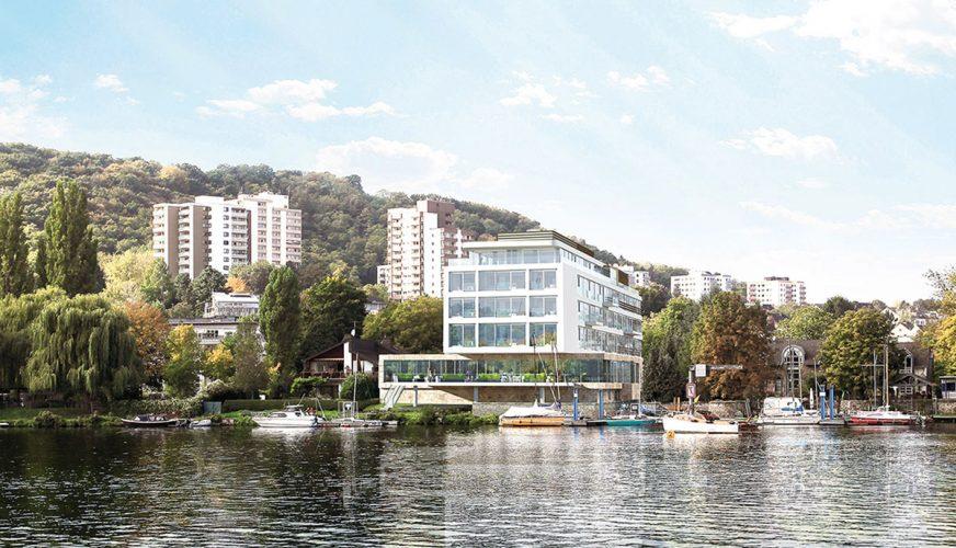 Hotel FÄHRHAUS, Koblenz