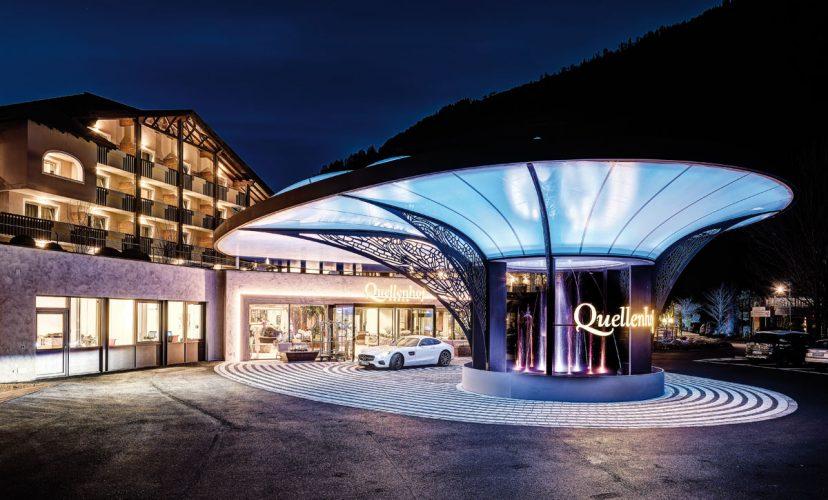 Quellenhof Luxury Resort Passeier, St. Martin, Südtirol
