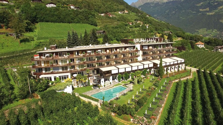 Hotel Giardino Marling, Marling/Südtirol