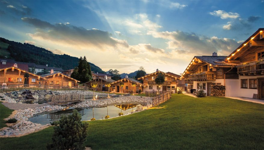 Alpin Chalets, Panoramahotel Oberjoch