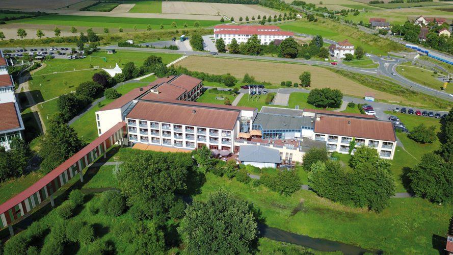 Best Western Plus Kurhotel an der Obermaintherme, Bad Staffelstein, Franken