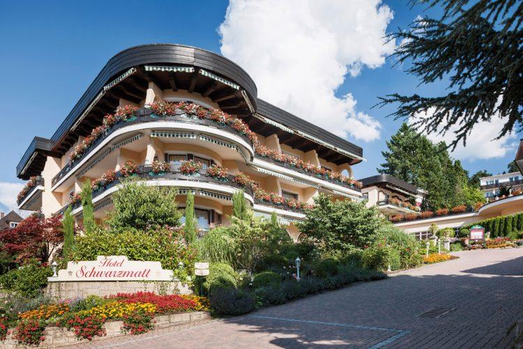 Relais & Châteaux-Hotel Schwarzmatt, Badenweiler