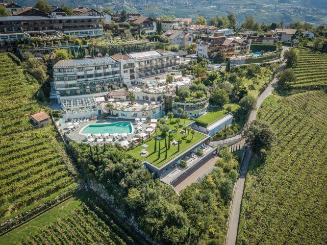 Hotel Castel*****S, Tirol bei Meran