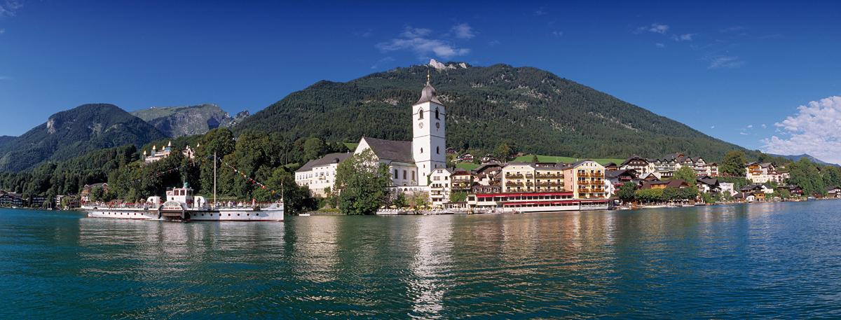 Romantik Hotel Im Weissen Rössl am Wolfgangsee, St. Wolfgang