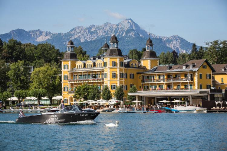 Falkensteiner Schlosshotel, Velden am Wörthersee