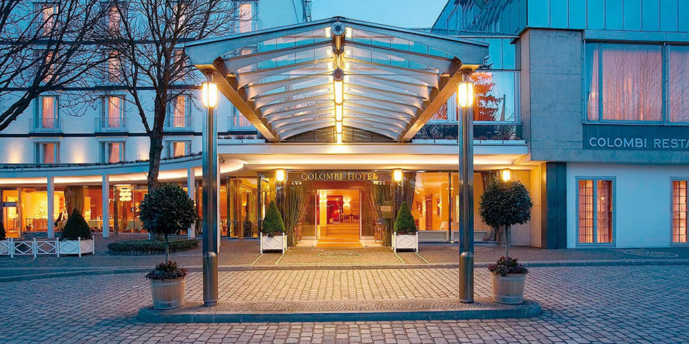 Colombi Hotel*****S, Freiburg im Breisgau