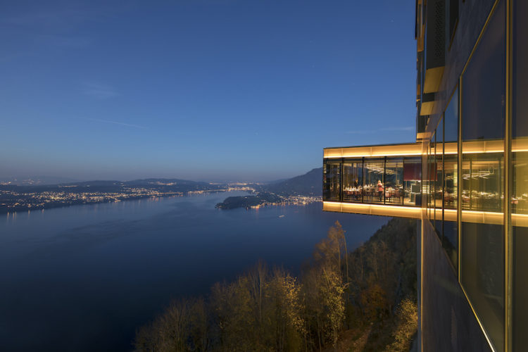 Das Bürgenstock Resort Lake Lucerne
