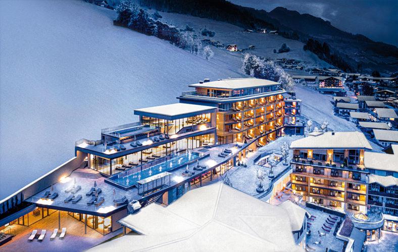 DAS EDELWEISS Salzburg Mountain Resort, Großarl