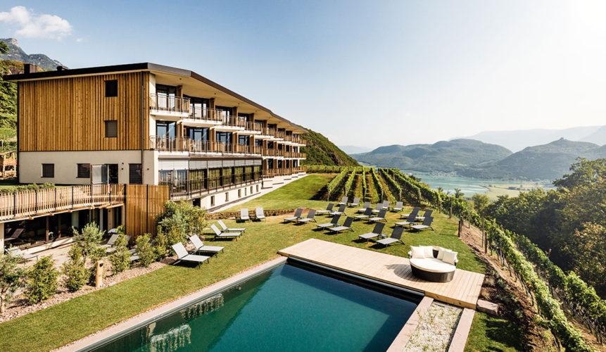Plattenhof – Hotel, Restaurant, Weingut, Tramin an der Südtiroler Weinstraße
