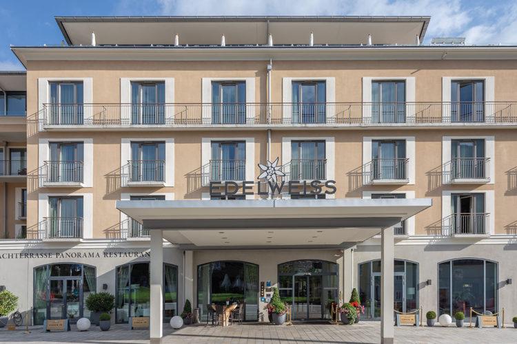 Hotel Edelweiss, Berchtesgaden