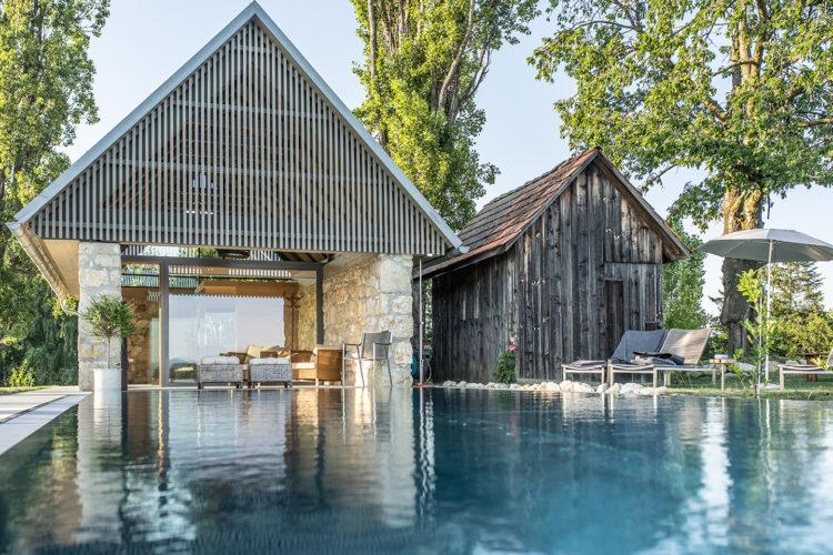 Weingut Tement – Romantik Chalet Winzarei  | Südsteiermark