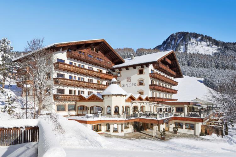 Relais & Châteaux Hotel Singer, Berwang/Tirol